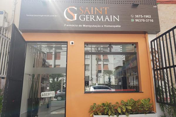 Saint Germain - Farmácia de Manipulação